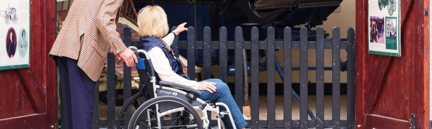 Choose A Lightweight Wheelchair When You Order A New Motability Car From April 1st