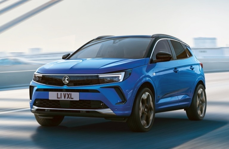 New Vauxhall Grandland X Review