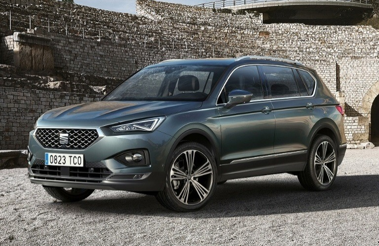 New SEAT Tarraco SUV Review