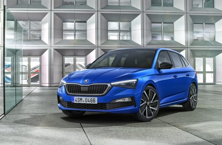 New Skoda Scala Review