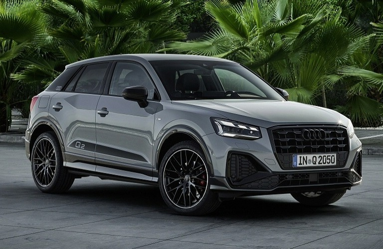 New Audi Q2 Review