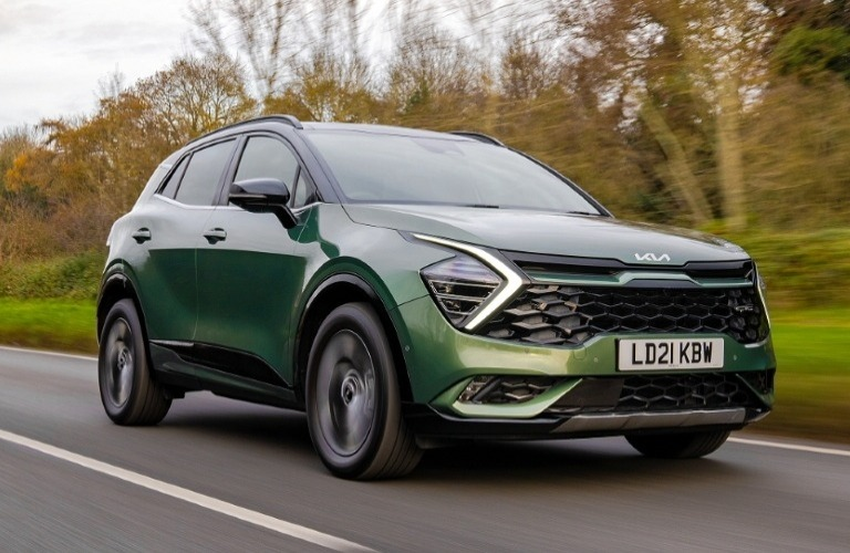 New Kia Sportage Review