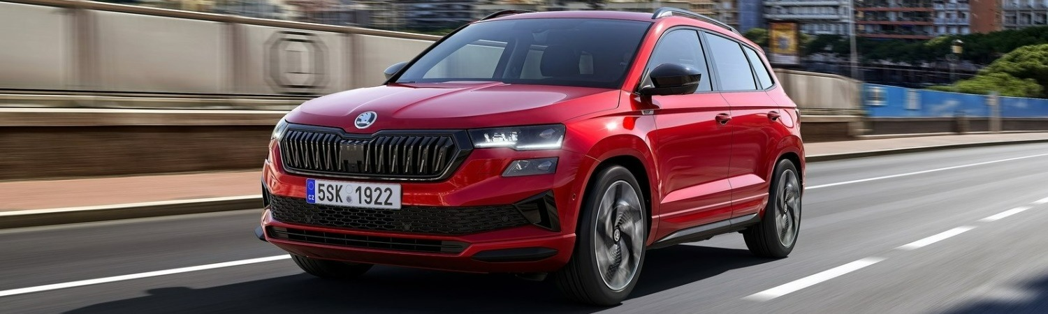 New Skoda Karoq Review