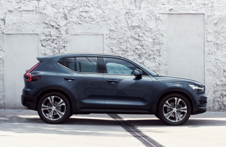 New Volvo XC40 Review