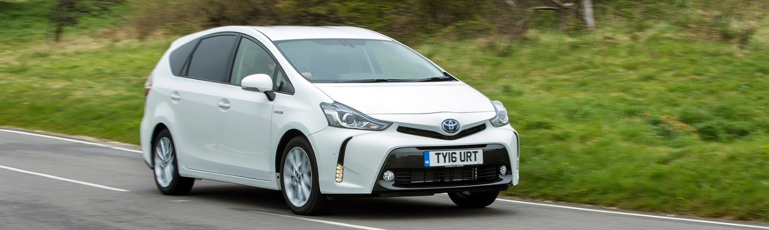 New Toyota Prius+ Review