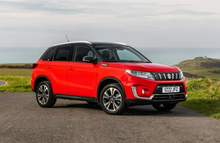 New Suzuki Vitara Review
