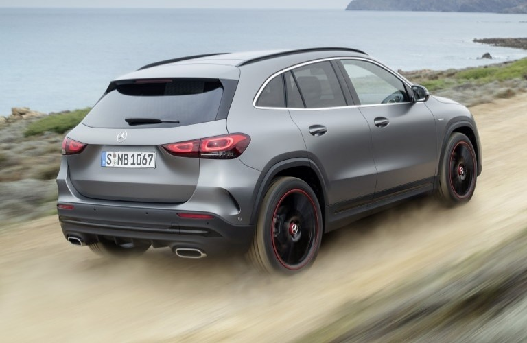 2020 Mercedes Benz GLA Announced