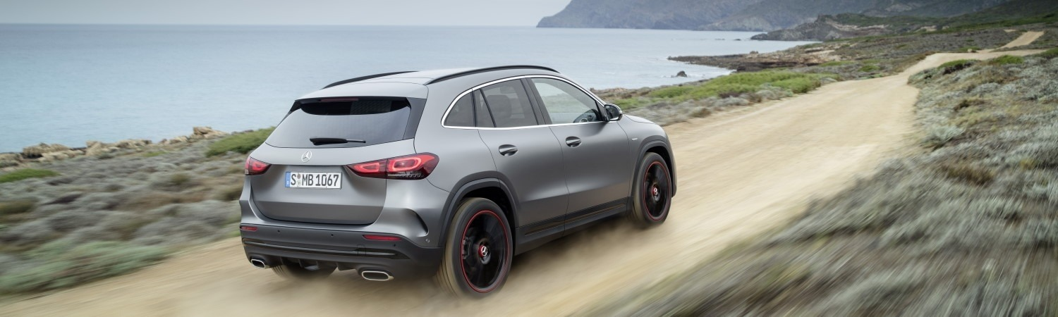 New 2020 Mercedes Benz GLA Is Ready To Take On The Volvo XC40, Audi Q2 And BMW X2