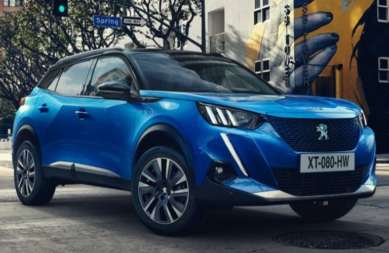 New Peugeot 2008 SUV Review