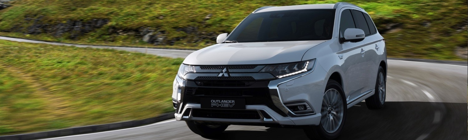 New Mitsubishi Outlander PHEV Review