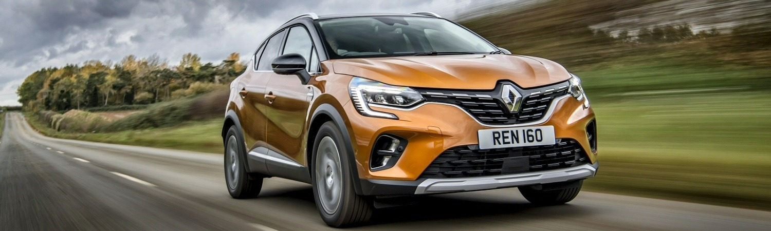 New Renault Captur Review