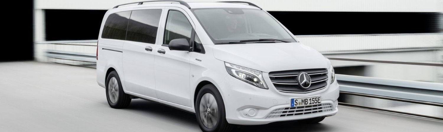 New Mercedes Benz MPV Announced With Up To 260 Mile Electric Range