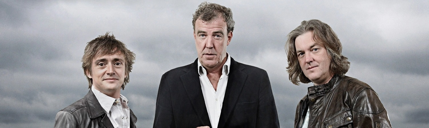The Best Top Gear Moments....... In The World