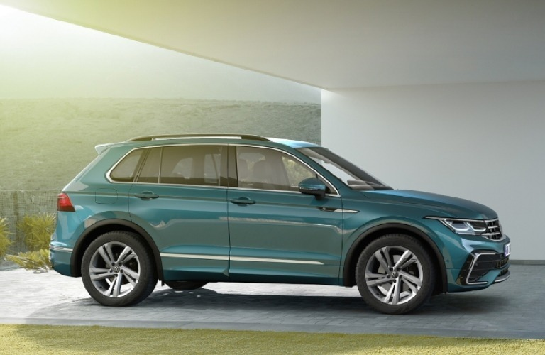 New Volkswagen Tiguan Review