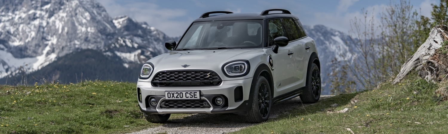 New Mini Countryman Review