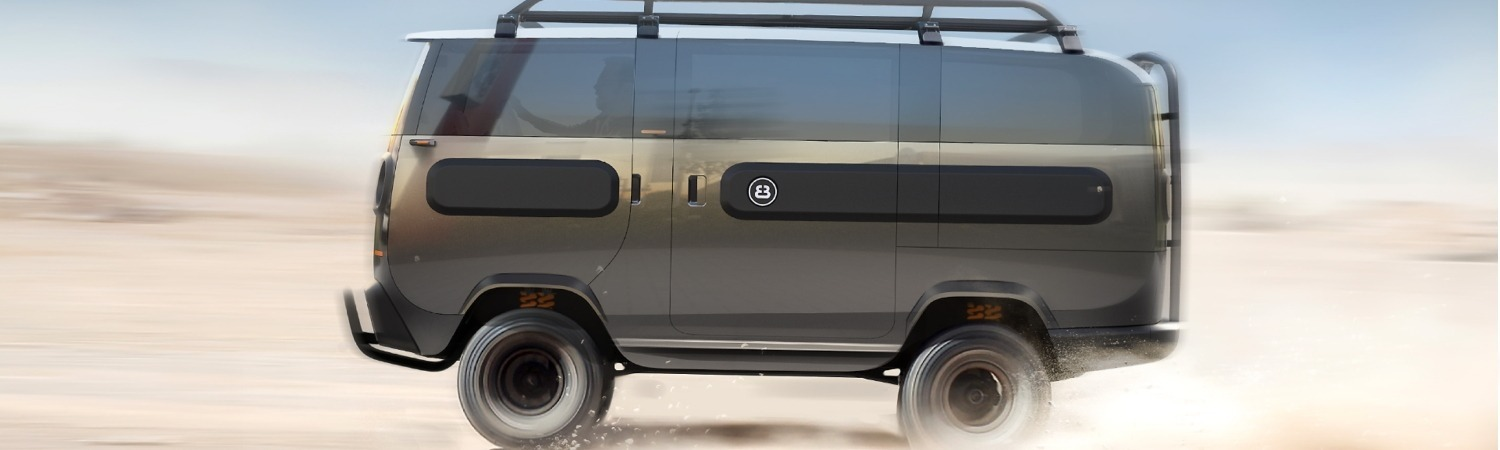 The New eBussy: A Modular Volkswagen Bus-Inspired Electric Vehicle