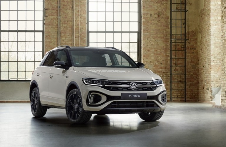 New Volkswagen T-Roc Review