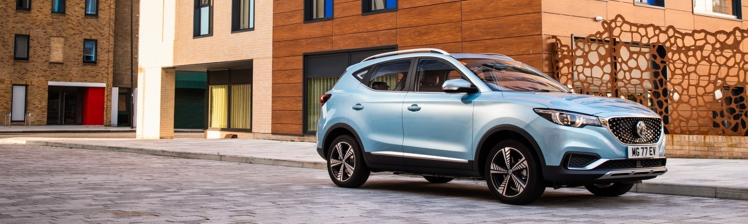 MG ZS EV: A Great Electric Addition To The Motability Scheme