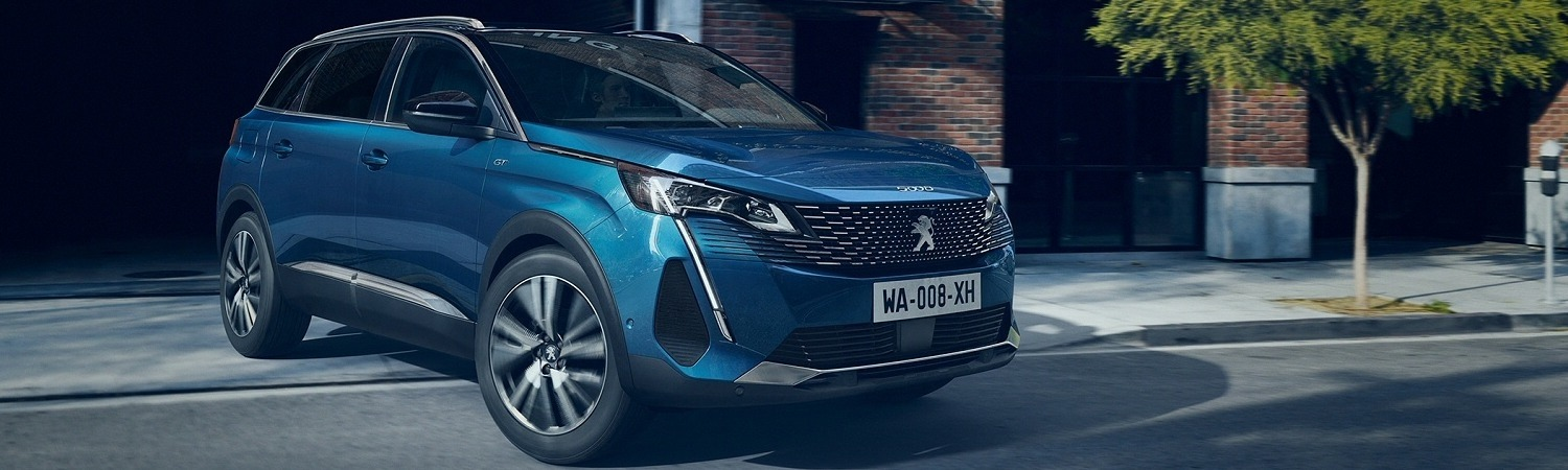 New Peugeot 5008 SUV Review