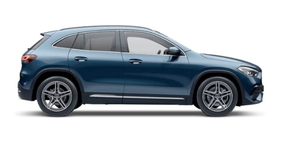 Mercedes Benz GLA Motability Offers