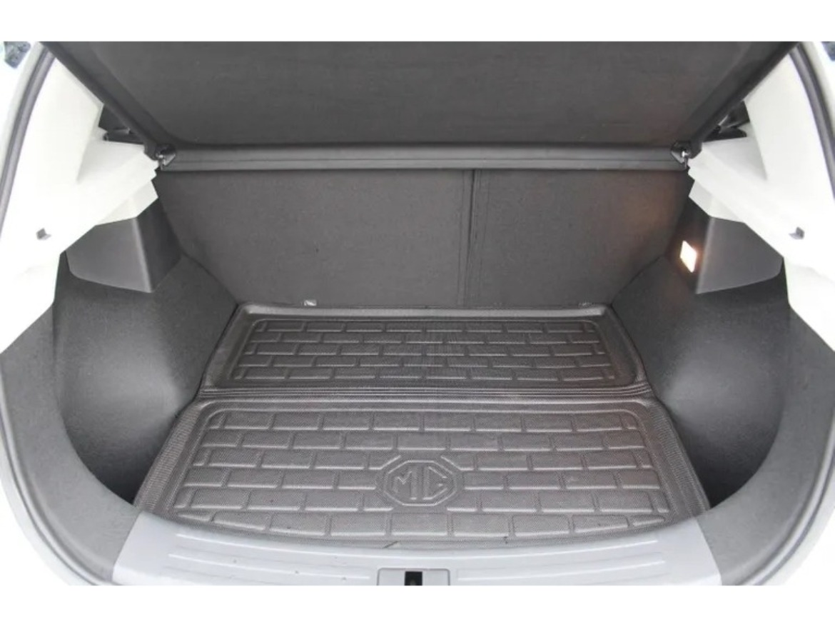 Mg ZS EV Boot Space