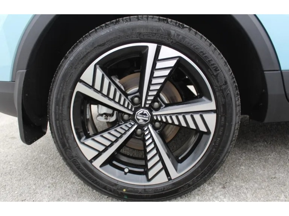 Mg ZS EV Exclusive Alloy Wheels