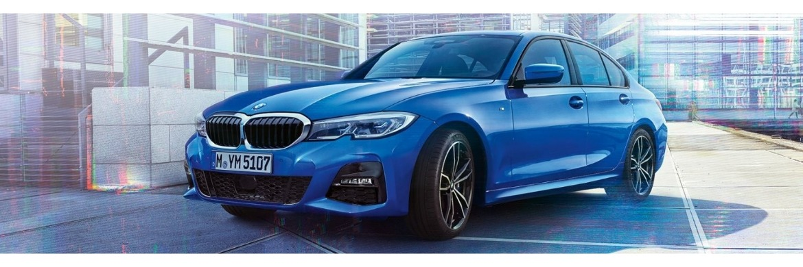 New 2019 BMW 3 Series Motability Car