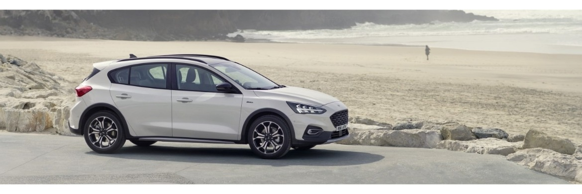 New 2019 Ford Focus Active Motability Car