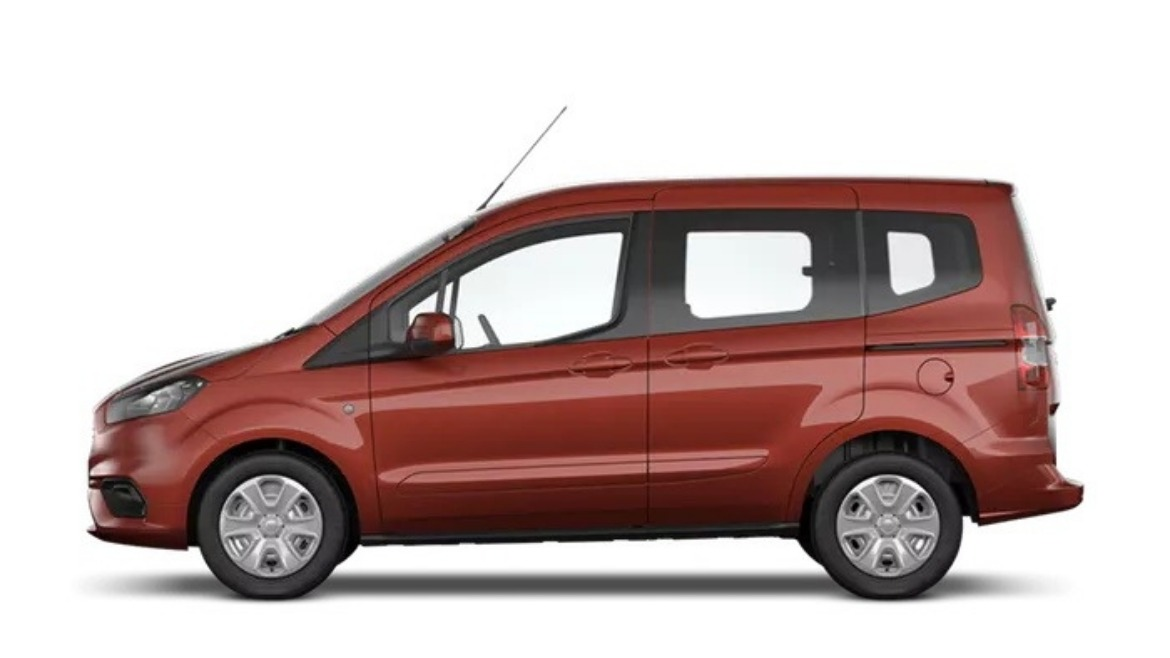 Ford Tourneo Courier Motability