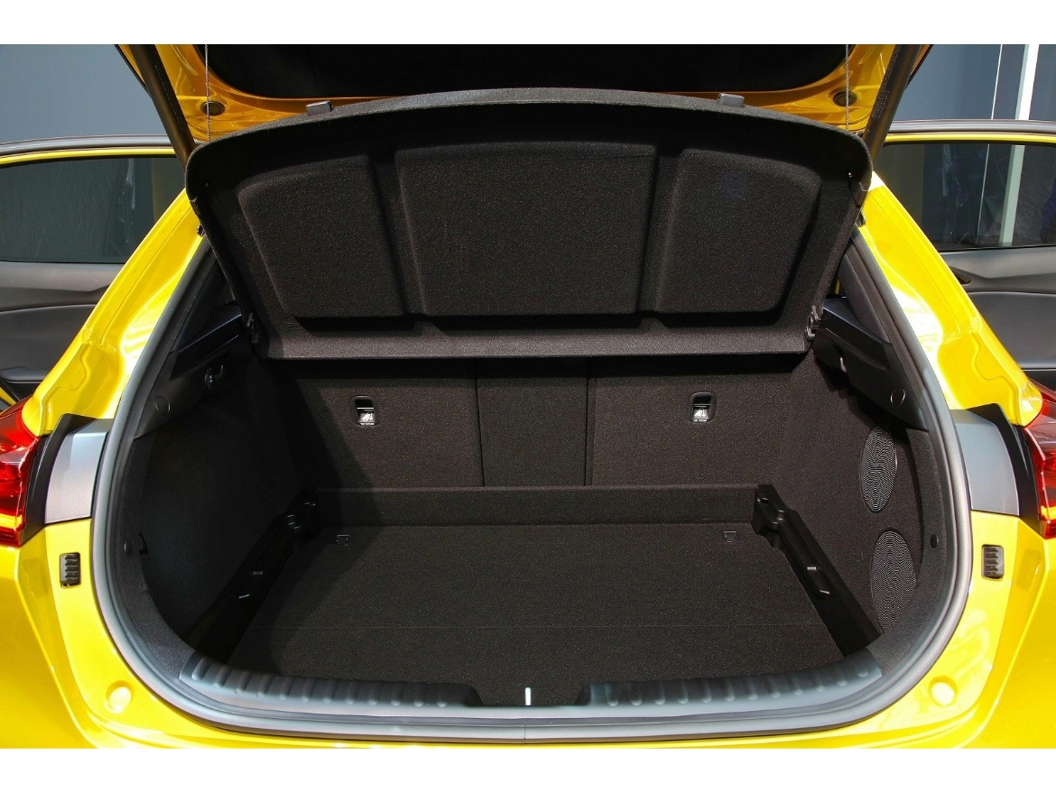 Kia XCeed Motability Boot Space