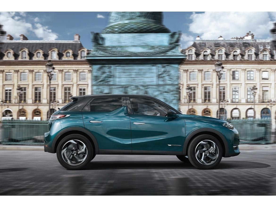 New DS3 Crossback Motability