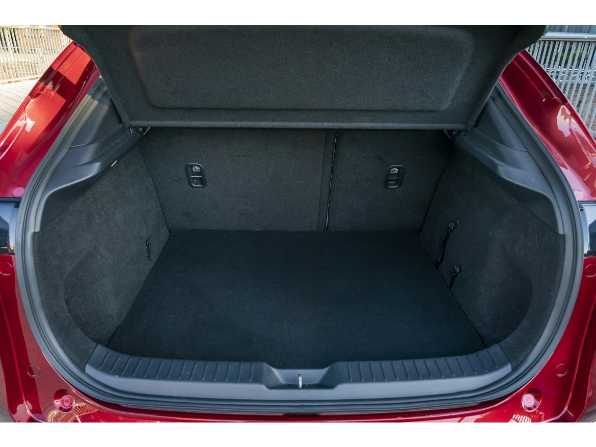 Mazda CX-30 Boot Space Motability