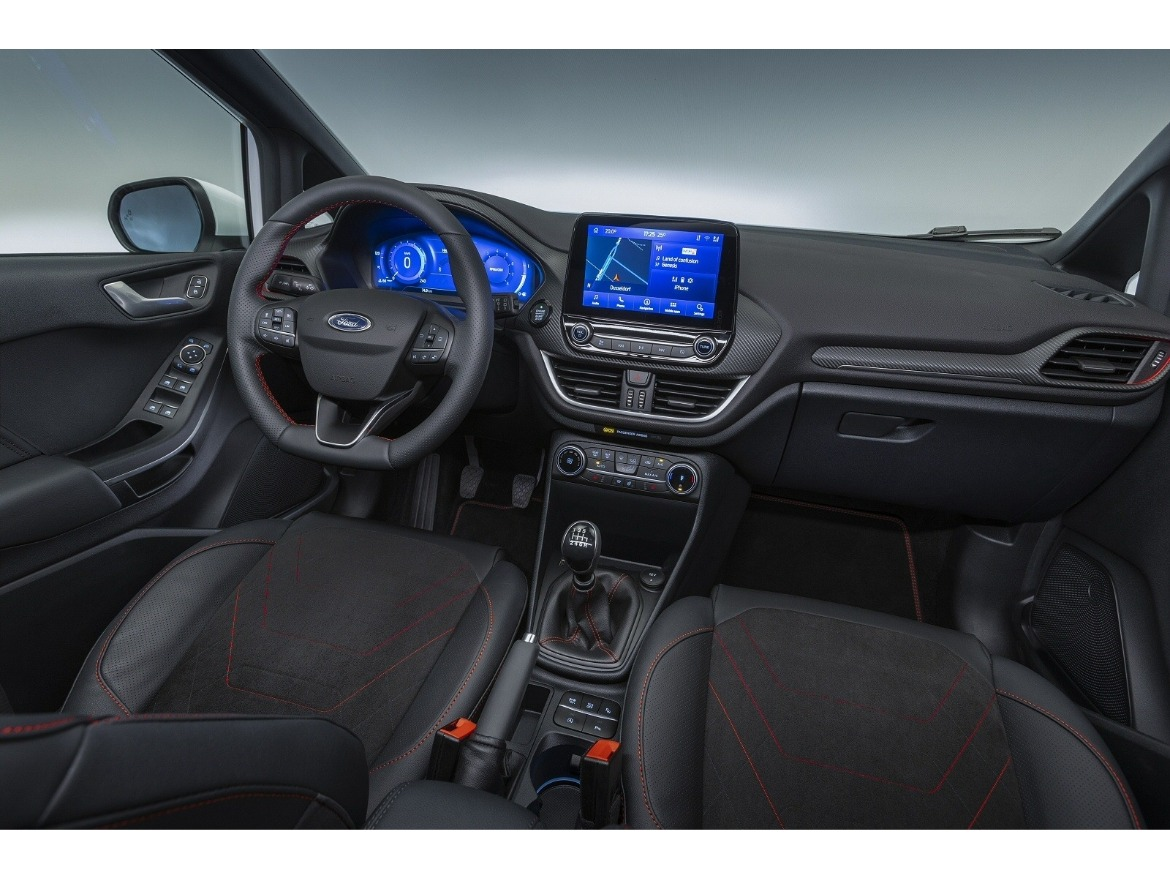 Ford Fiesta Active Motability