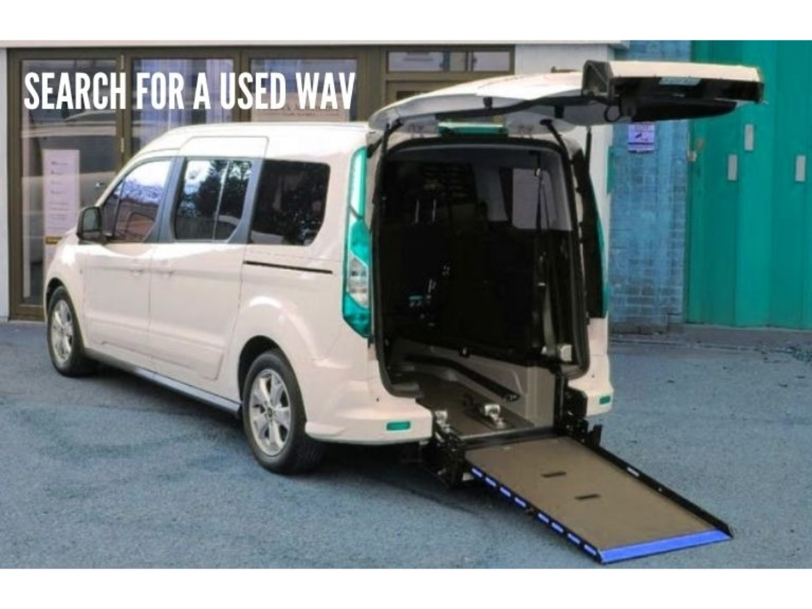 Search For A Used Wheelchair Accessible Vehicle