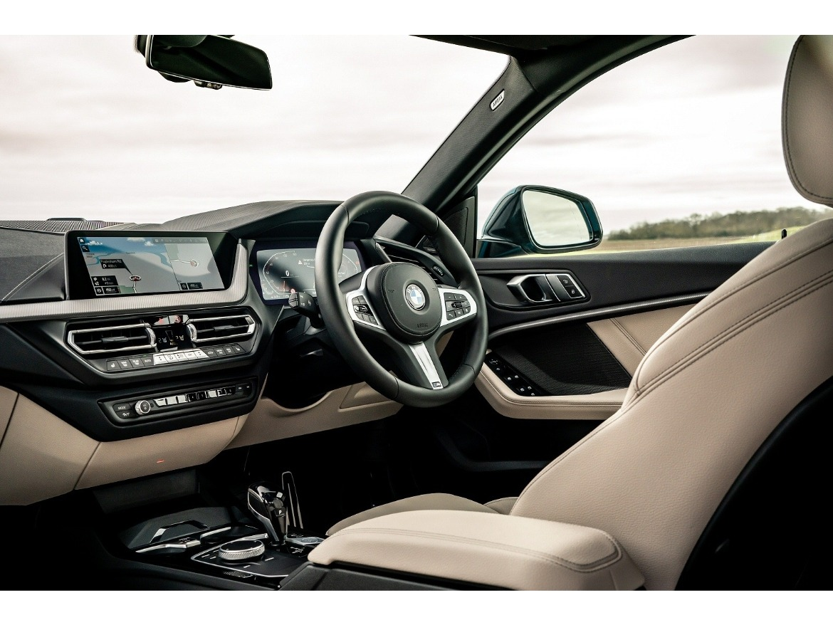 BMW 2 Series Gran Coupe Interior Motability