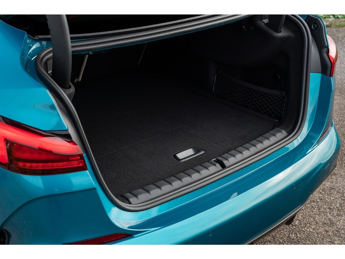 BMW 2 Series Gran Coupe Boot Space Motability