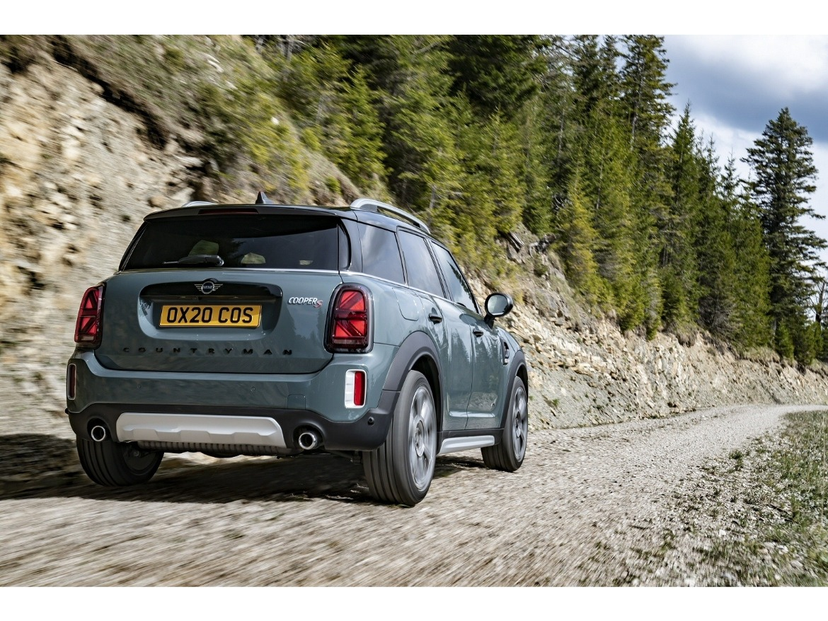Mini Countryman Motability