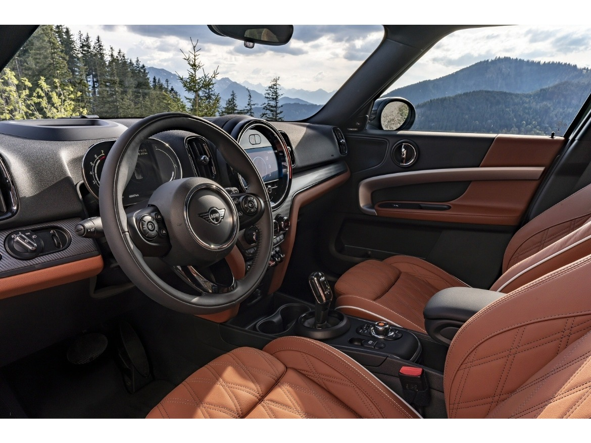 Mini Countryman Interior Motability